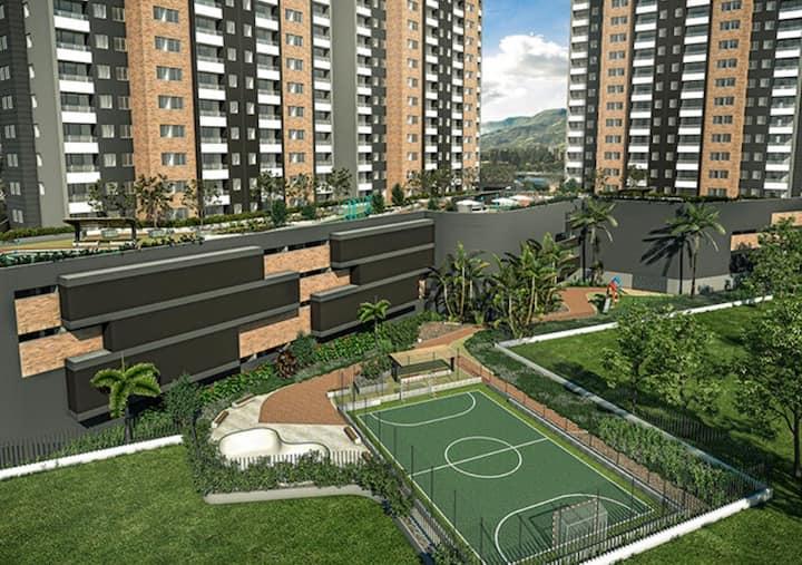 Super Apartamento Sur de Medellín