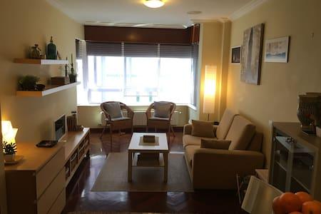 Acogedor apartamento zona Juan Florez. WIFI.