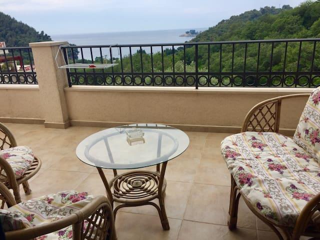 One Bedroom Apartment- Amazing Sea View