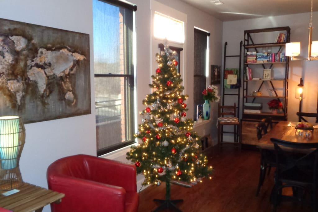 "Christmas in ""the Biker"""