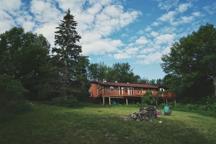 Manitoulin Island Cabin