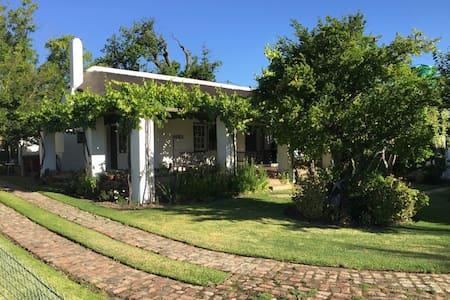 Jackson's - Main House