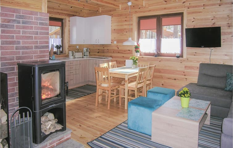 Holiday cottage with 2 bedrooms on 67m² in Ostróda