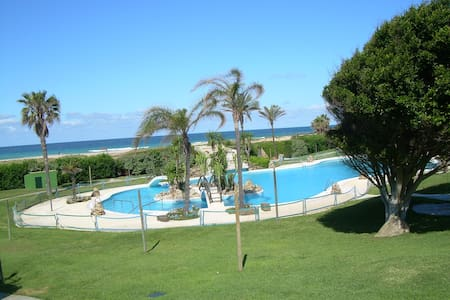 Apartamento en Urbanización Atlanterra Playa