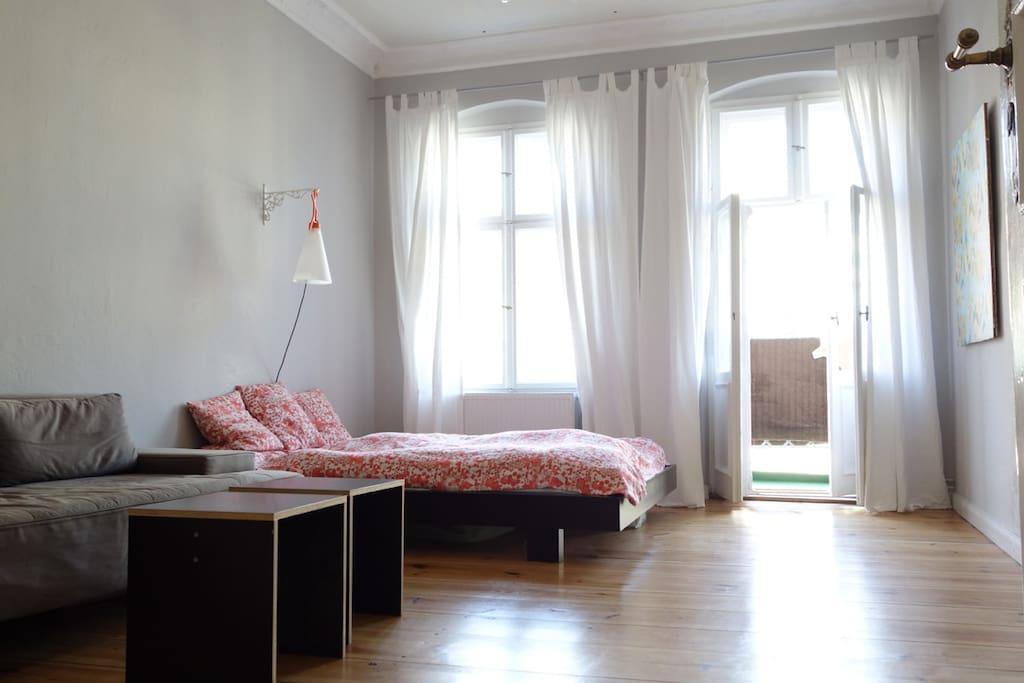 Bedroom / living room 2