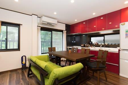 Stylish Family House nrSTA Meguro EasyShibuya WiFi - Meguro-ku - House