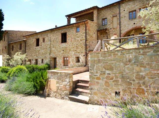 Eroica Borgo San Vincenti casa Eolo - San Vincenti - Daire