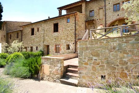 Eroica Borgo San Vincenti casa Eolo - Huoneisto