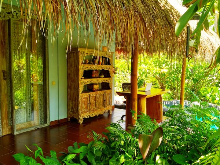 Room in paradise!