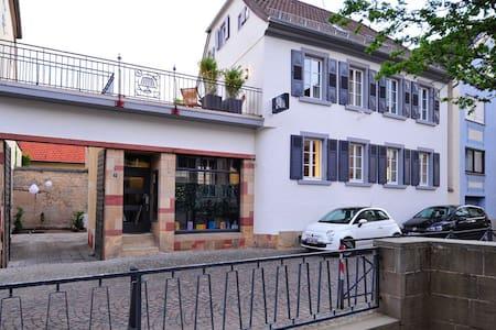 Grosszügige Wohnung mit Terrasse In Deidesheim