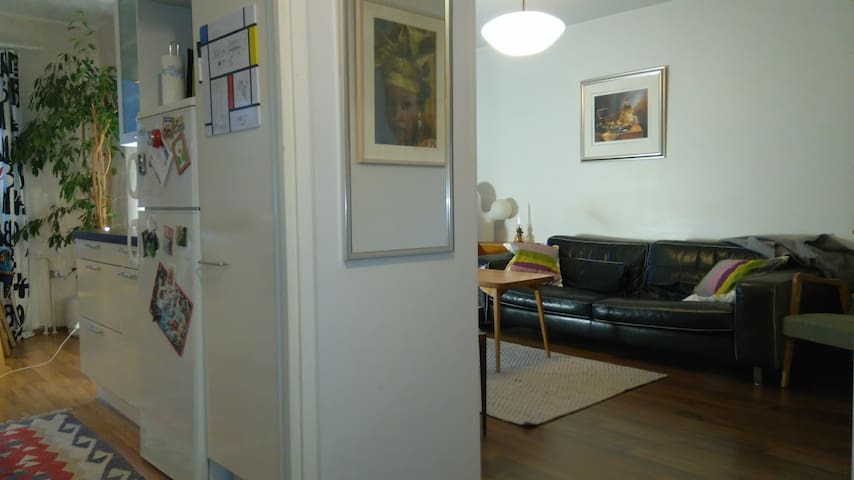 Nice Flat in Lauttasaari - Helsinki - Apartment