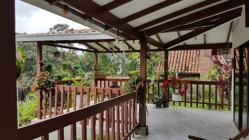 La casita de Quebraditas - Silvania - Silvania - บ้าน