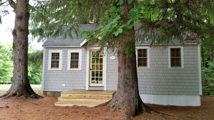 Spruce Camp at Grey Shingles Camps