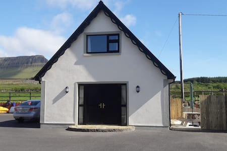 Wilbrae Lodge,  Munnineane, Grange Co Sligo.