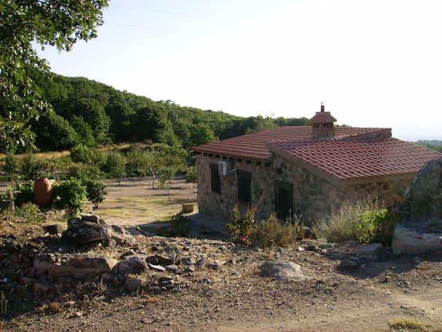 Casa rural el Majano, en plena naturaleza.