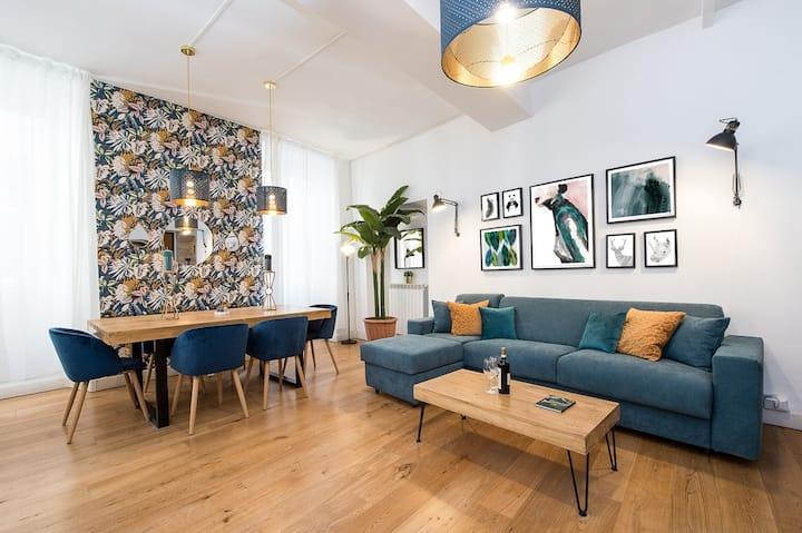 Stylish Apartment near Piazza Navona