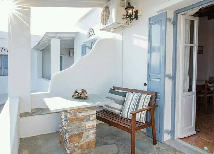 Double Studio with Sea  View