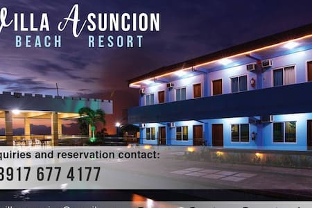 Villa Asuncion Resort - Standard Room - Bacnotan