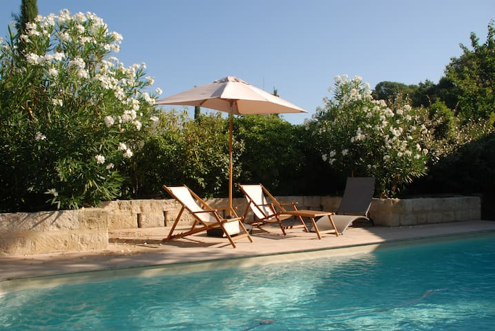 Lovely Villa in Villevieille