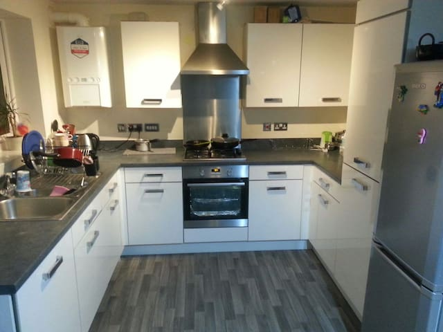 Single Room near Bath & Longleat - Trowbridge - Casa