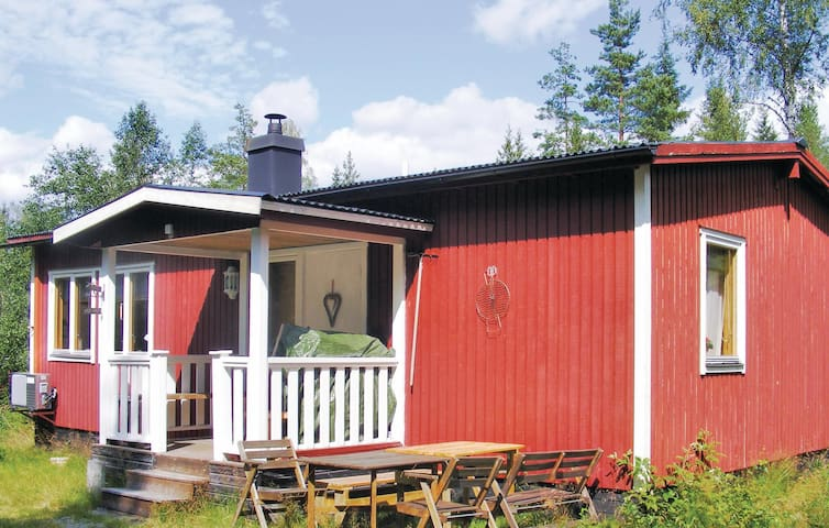 Holiday cottage with 2 bedrooms on 54m² in Torsby