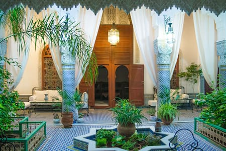 """""""Iman"""" With private wooded terrace"""