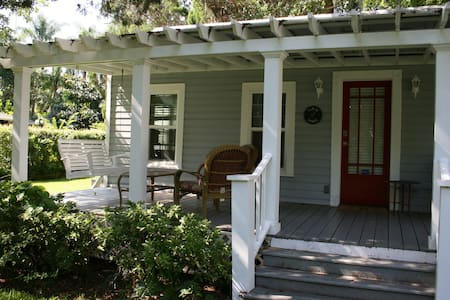 Saray Historical Cottage - Bradenton - Banglo