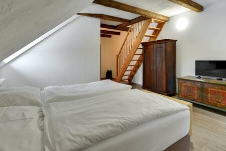 Exkluzivní loftové apartmá blízko Plzně