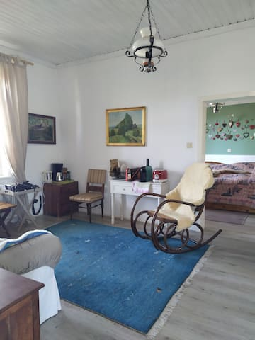 Alban Berg Villa,  guests apartment, 50m2