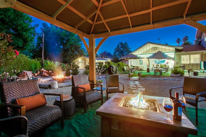 STAY-CATION 4BR Home, Sleeps 14- Family Gatherings