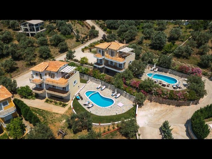Starlight Villas, Skiathos