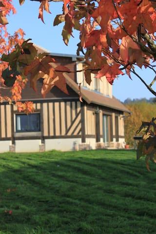 Maison de l'Etang - Corbon - House