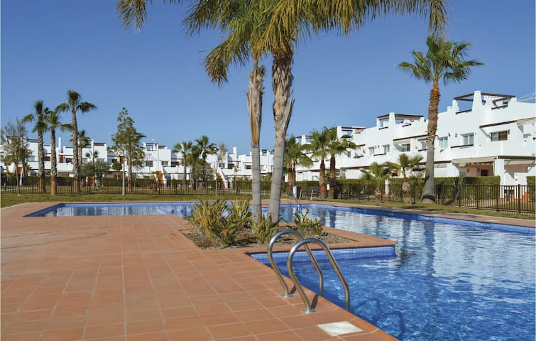Holiday apartment with 2 bedrooms on 65m² in Alhama de Murcia