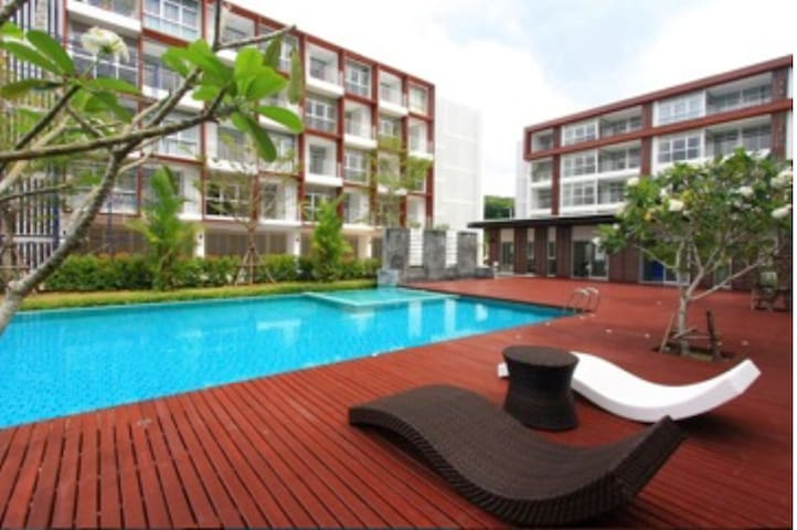 At Sea Condo B403 - Two Bedroom - TH - Condominium