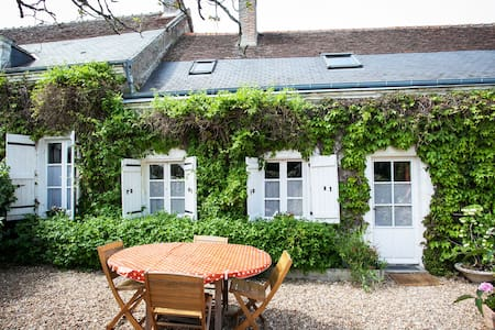 Lovely cottage with pool nr Amboise - Monteaux - Дом
