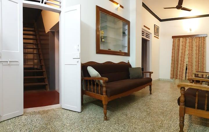 Private home near Chottanikara Temple