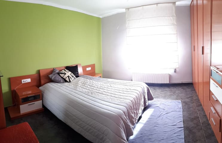 Huge private room for rent 15 min to airport