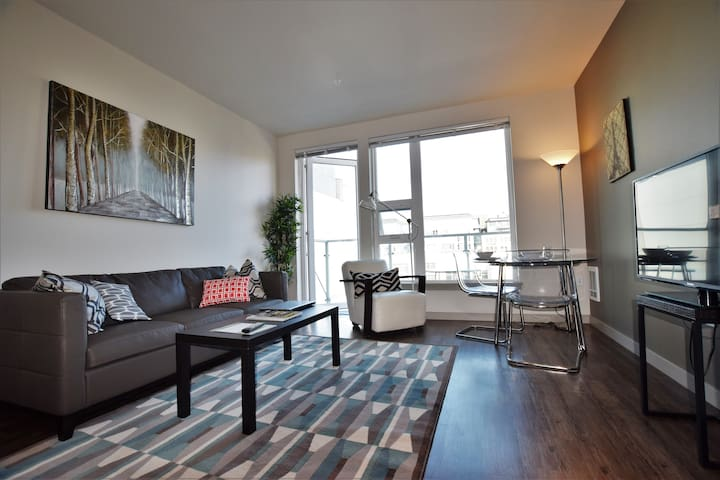 Pike & Pine Capital Hill Corporate Housing 4 ID - Seattle - Apartment