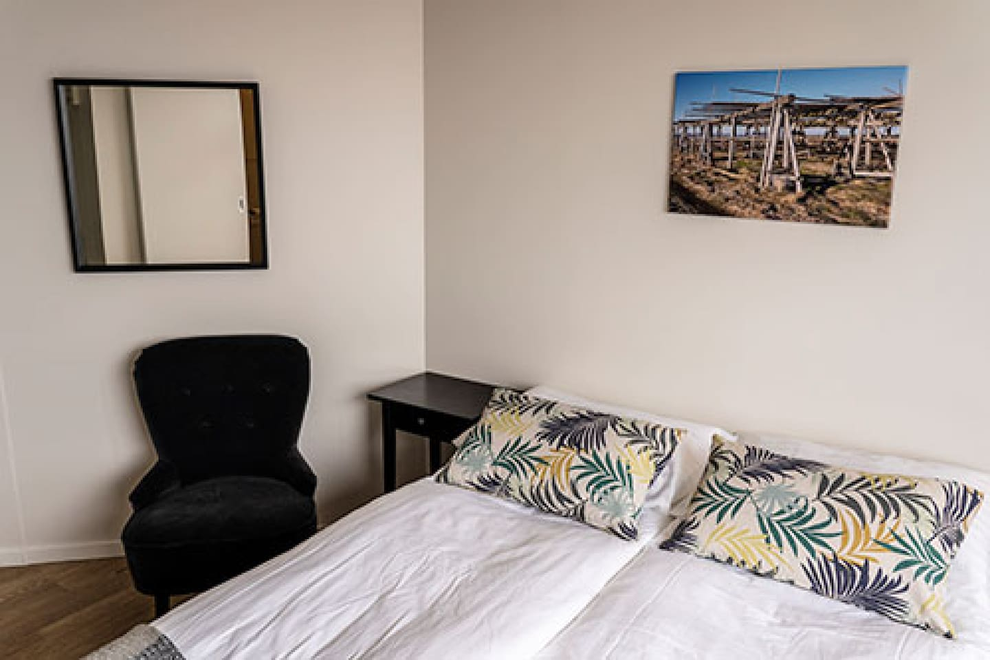 Black Beach Guesthouse - Double Room
