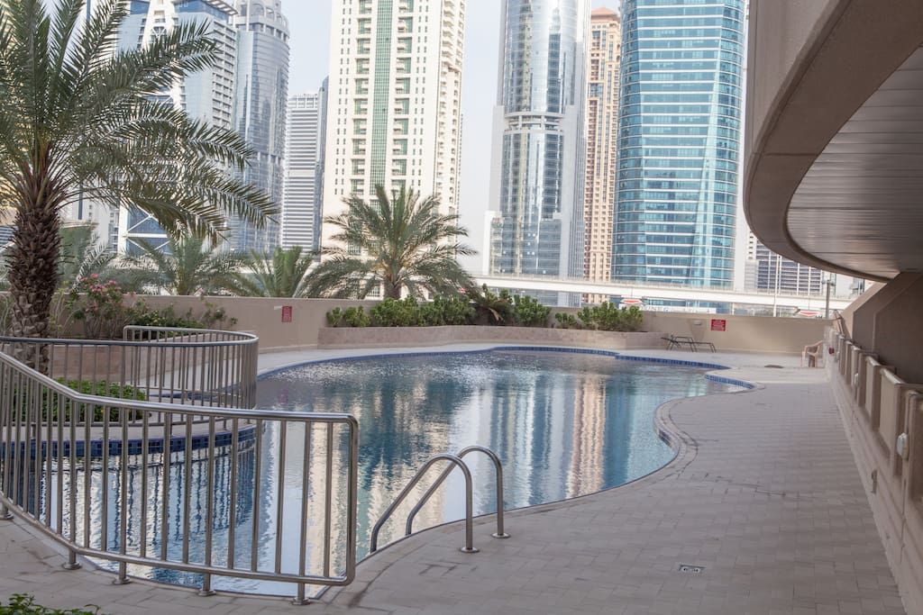 Your access to the Building Resident's only swimming pool