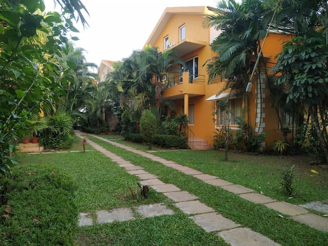 4BHK Villa with Swimming Pool Near Fatrade Beach