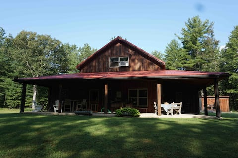 Cloverdale Cabin. A farming valley with lots to offer!  Contact several days before hand for exact location!  A total quiet get away!