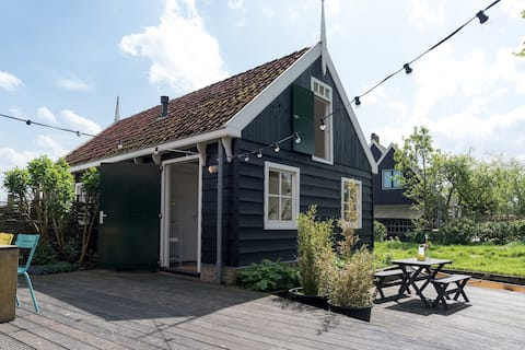 Cosy guesthouse in Watergang, near Amsterdam