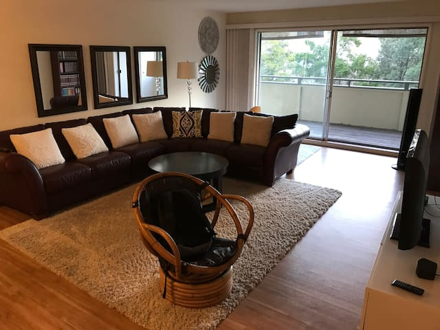 Comfy, clean, home base in Marin
