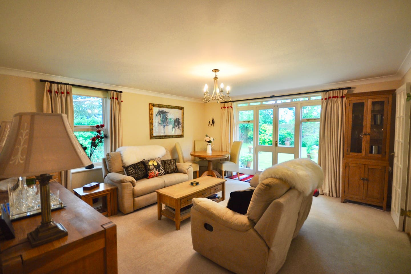Garden Apartment Near Hampton Court Palace Apartments For Rent In Hill England United Kingdom