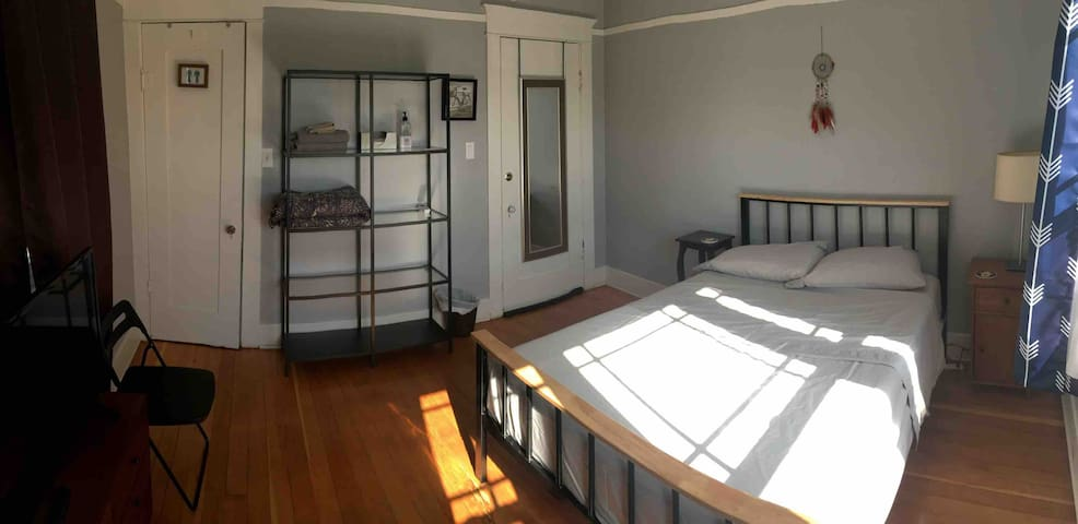 Your private guest bedroom