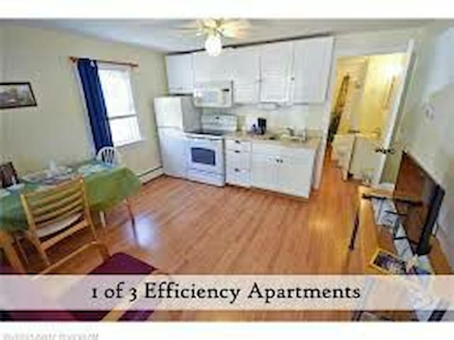 """Twin Hills of Acadia """"The Nathaniel Apartment"""""""