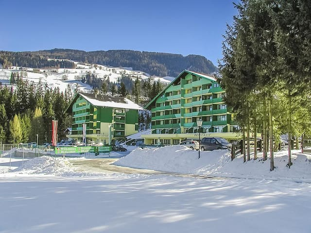 Lovely apartment at Alpine Club Hotel - Schladming - Apartment