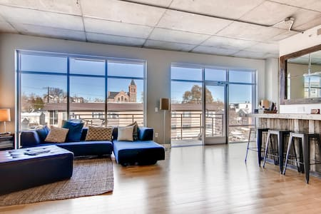 Retreat in the City, Sleeps 5, Direct Mnt Access - Denver
