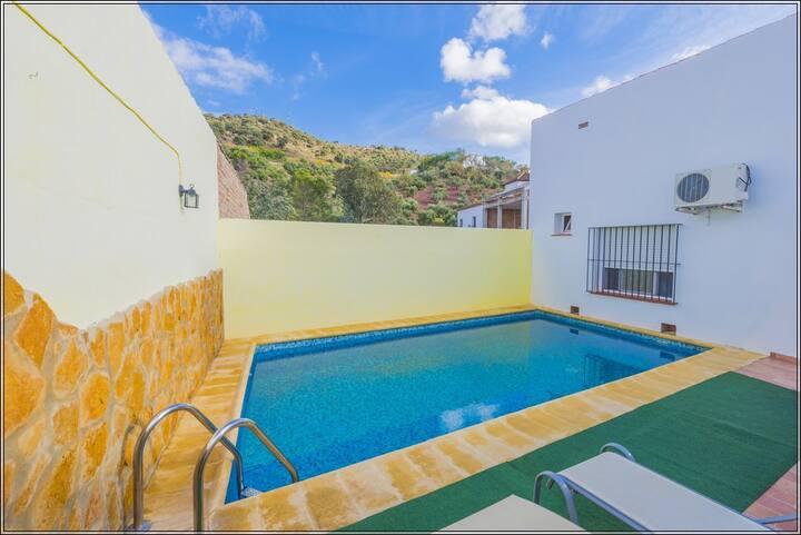 Just for 2... private pool., Casa La Fuente